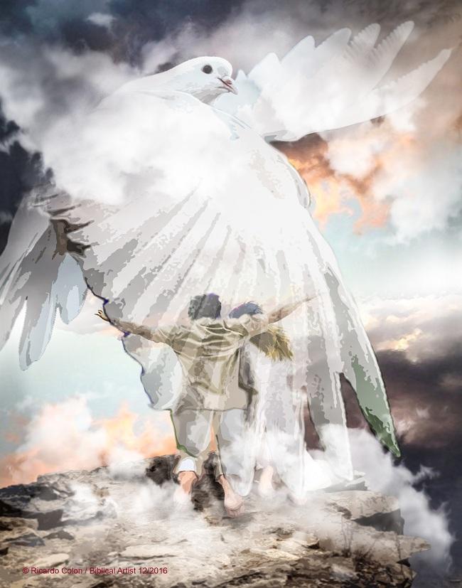 Gambar: Roh Kudus