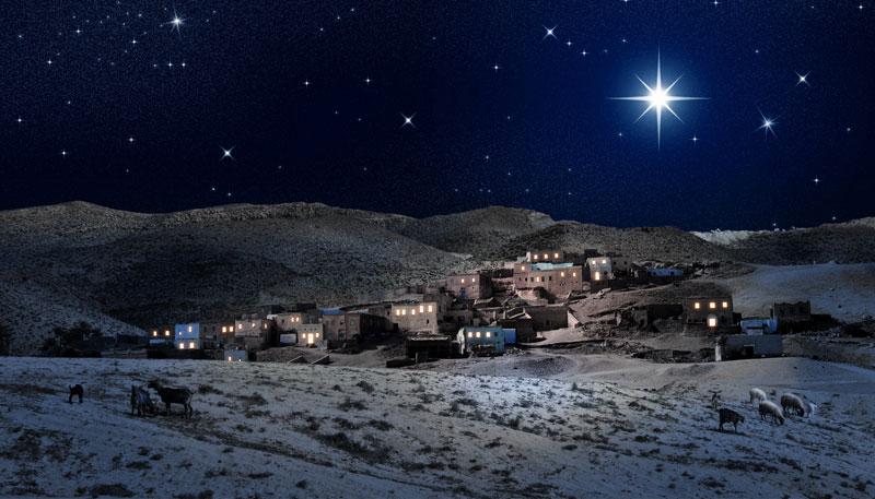 Gambar: Kota Betlehem