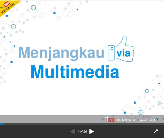 Gambar: PPT Multimedia