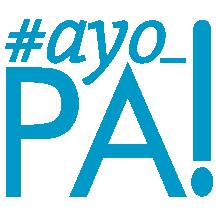 Logo #Ayo_PA!