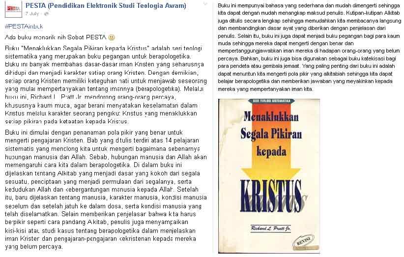 PESTA Info Buku