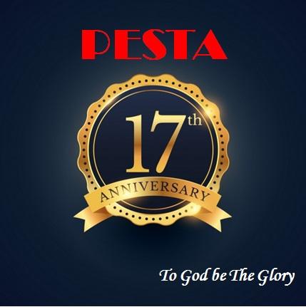 17 Tahun Pelayanan PESTA