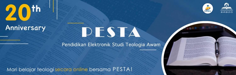 Banner 20 Tahun PESTA