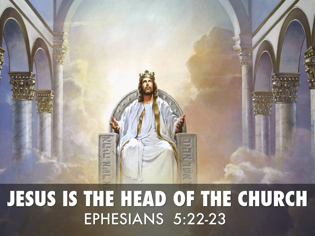 Kristus kepala gereja