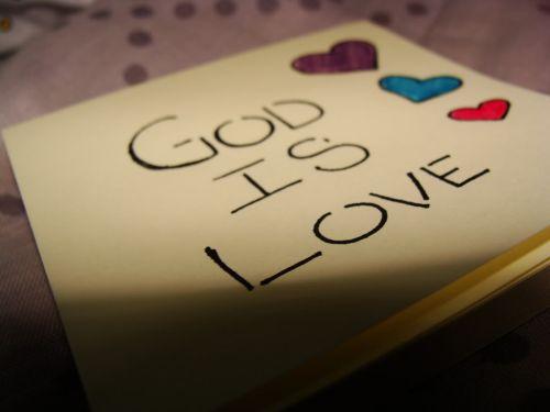 Allah adalah Kasih
