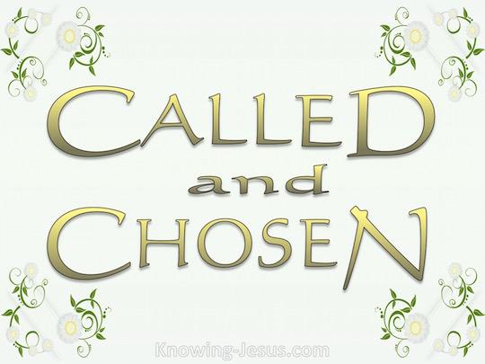 Dipanggil dan dipilih