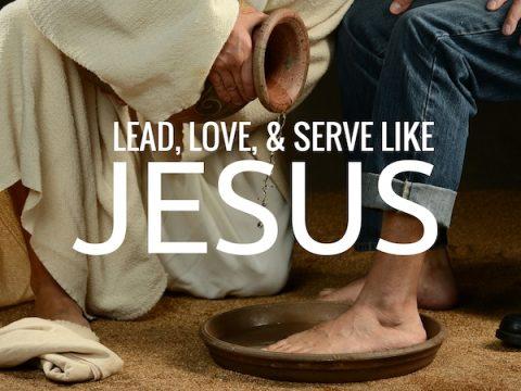Memimpin seperti Yesus
