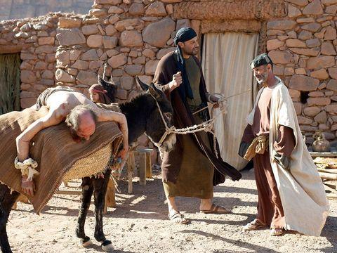 Gambar: Orang Samaria yang baik hati