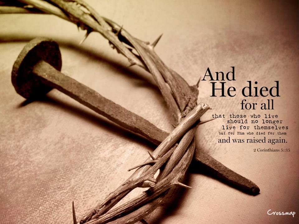 Yesus mengasihi dunia
