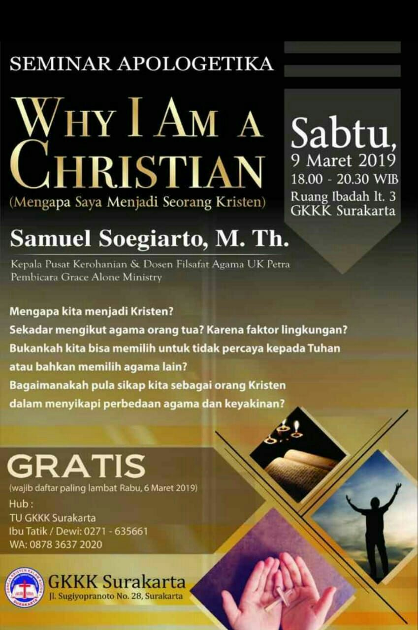 Seminar Apologetika