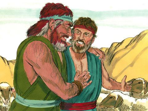 Esau dan Yakub