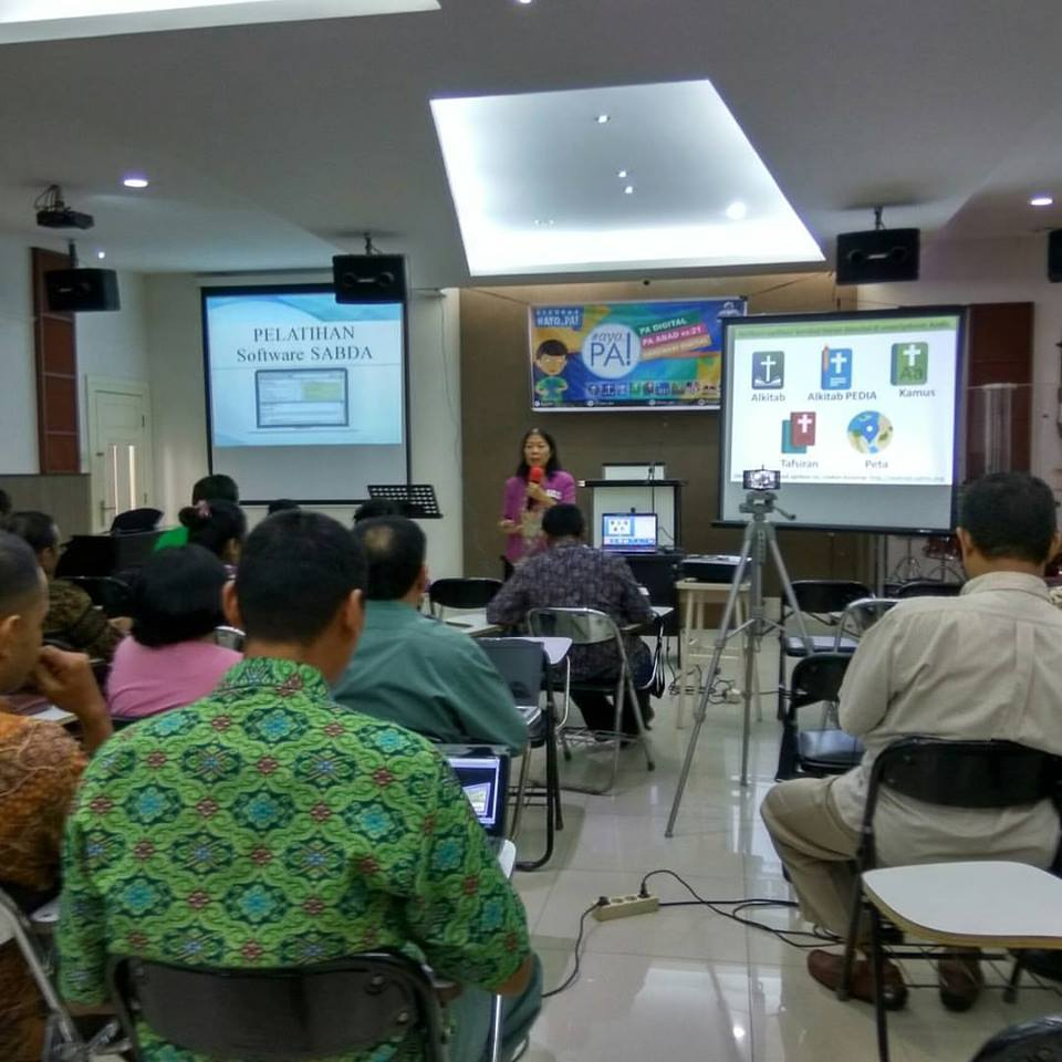 Pelayanan Software SABDA Lampung