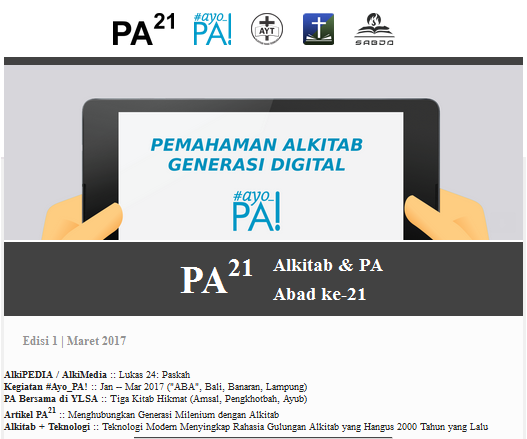 Publikasi PA21