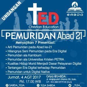 TED Pemuridan Abad 21