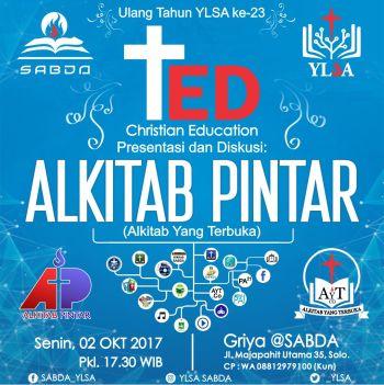 +TED Alkitab Pintar