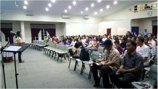 Seminar oleh SABDA
