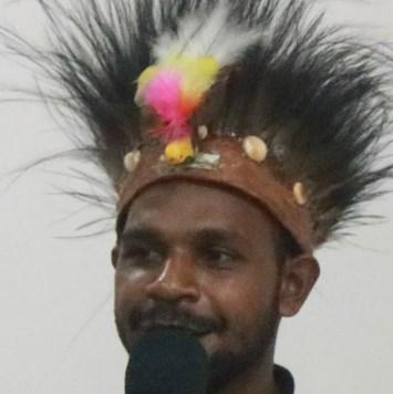 Perwakilan dari Sougb (Papua)