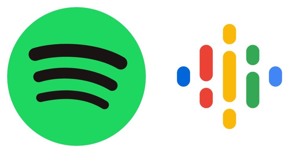 Spotify dan Google Podcasts