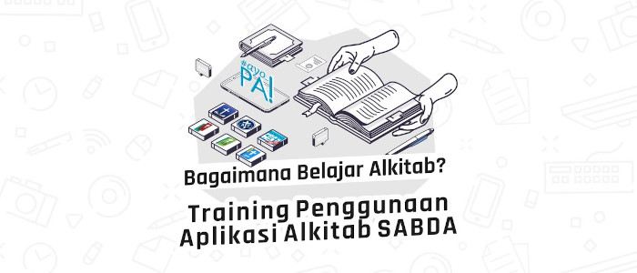 Training Penggunaan Aplikasi Alkitab SABDA