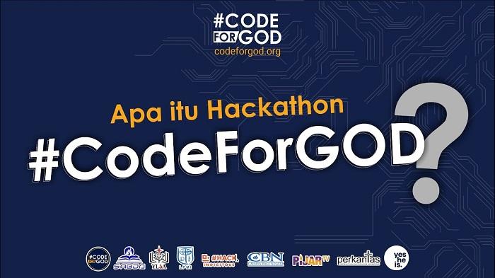 Informasi Singkat Seputar #CodeForGOD Indonesia 2020