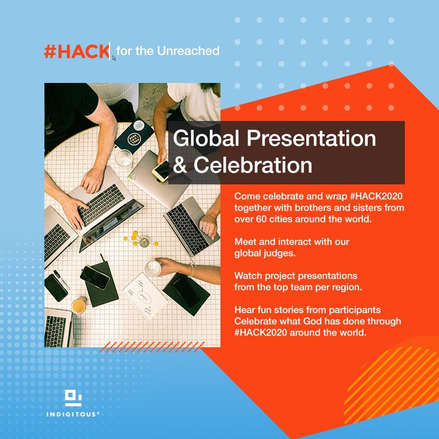 Global #Hack Celebration