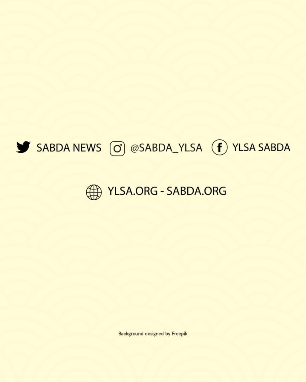 Sahabat SABDA bisa mengikuti perkembangan pelayanan YLSA melalui komunitas YLSA.