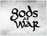 Sampul buku Gods at War