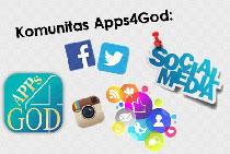 komunitas Apps4God