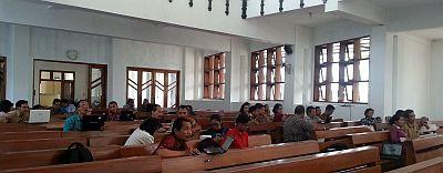 Pelatihan Software SABDA Gunung Kidul