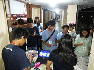 image: Booth SABDA dalam YMC Semarang