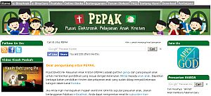 image: Situs PEPAK