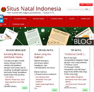 gambar: Situs Natal Indonesia