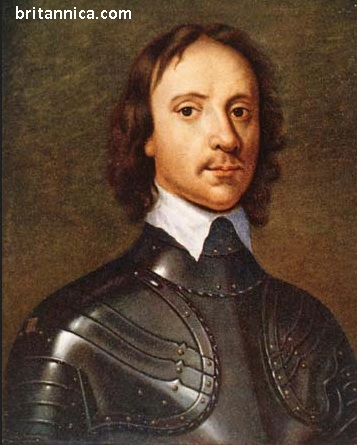 Gambar: Oliver Cromwell