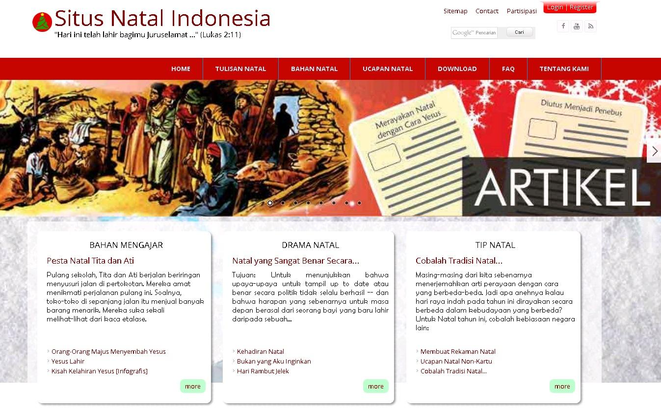 Situs Natal Indonesia