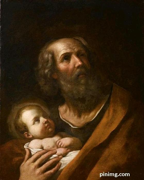 Gambar: Lukisan profil Yusuf