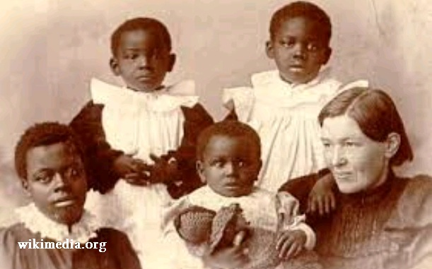 Gambar: Kasih Mary Slessor bagi anak-anak di Calabar