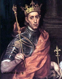 Gambar: Louis IX