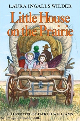 Gambar: Buku Little House on The Prairie