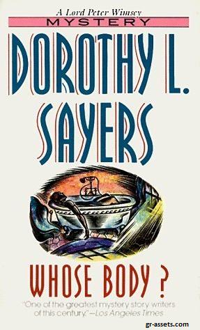 Gambar: Buku Dorothy Sayers