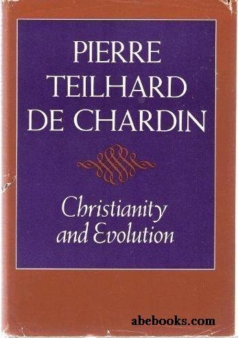 Gambar: Buku karya Pierre Teilhard de Chardin
