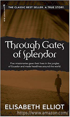 Gambar: Buku Through the Gates of Splendor