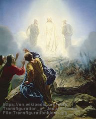 Gambar: Transfigurasi