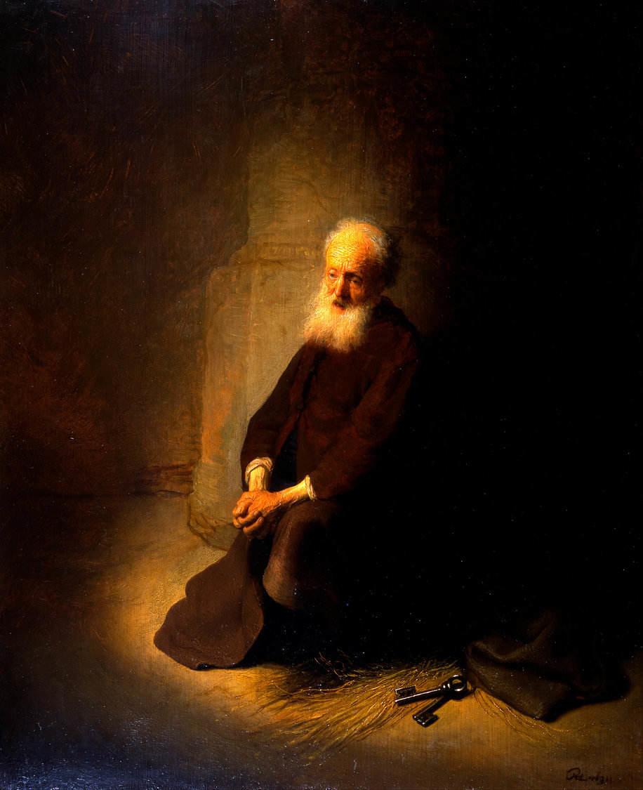 Lukisan Petrus