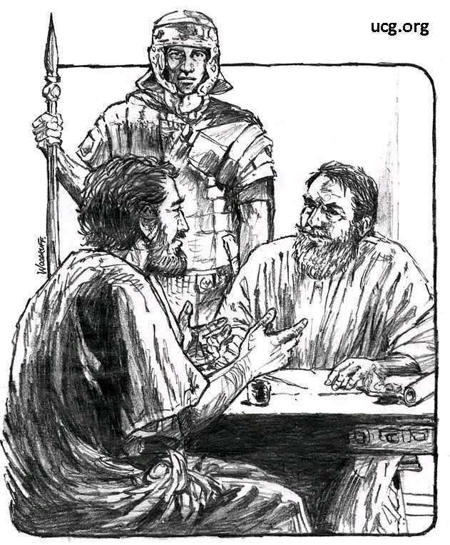 Lukas dan Paulus