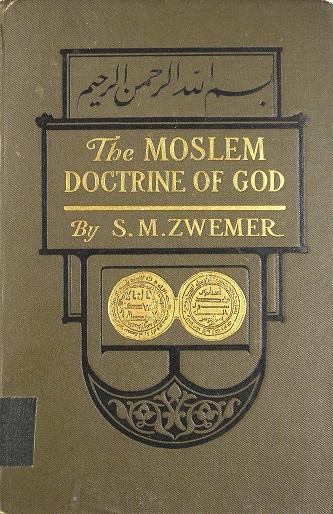 Buku karya Zwemer