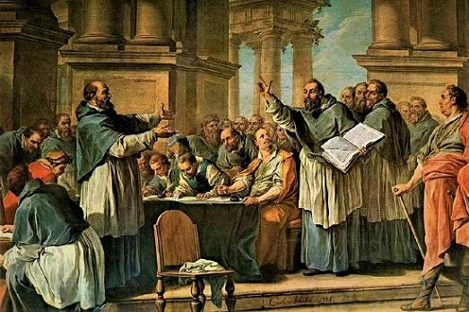 Melawan schisma