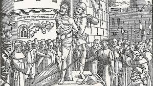 Tyndale dihukum