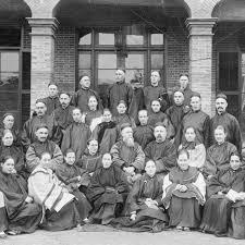 Misionaris daratan Cina
