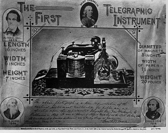 penemuan Morse