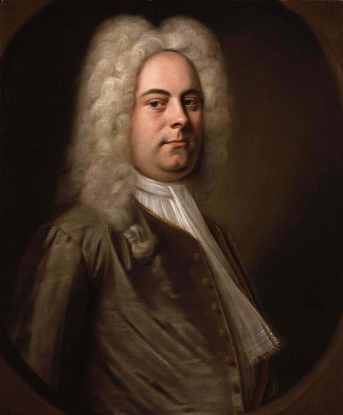Gambar: George Frederic Handel